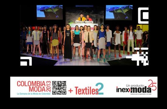 Programación Colombiamoda 2013