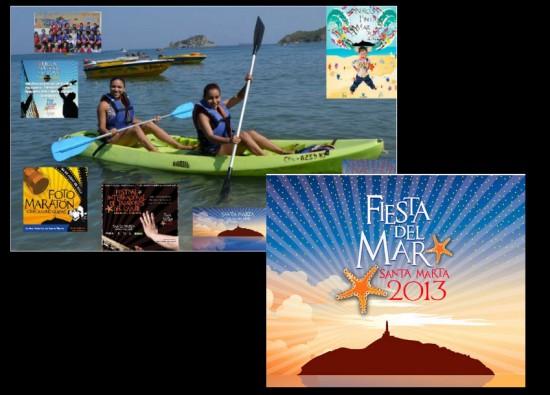 Programación de las Fiestas de Mar 2013