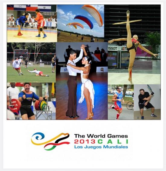 Programación  Juegos Mundiales 2013