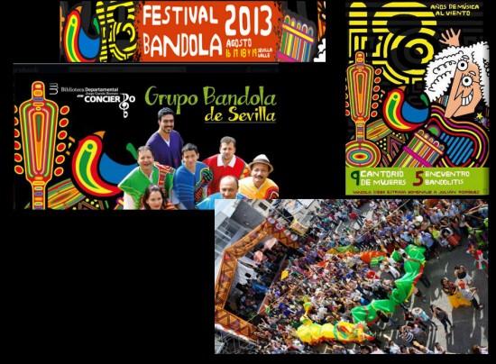 Programación oficial Festival Bandola 2013 en Sevilla