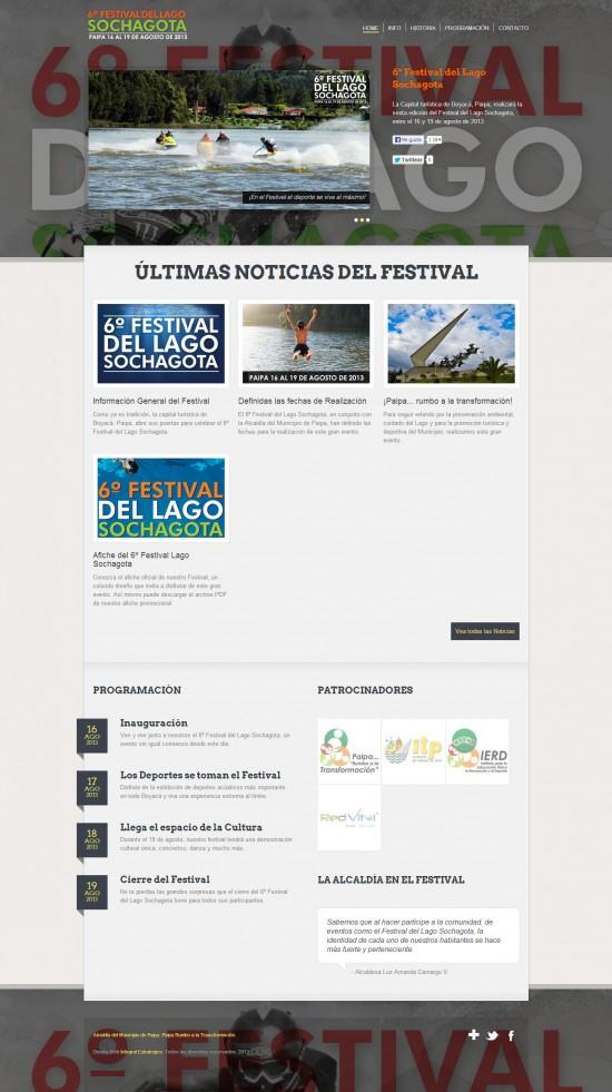Festival del Lago Sochagota