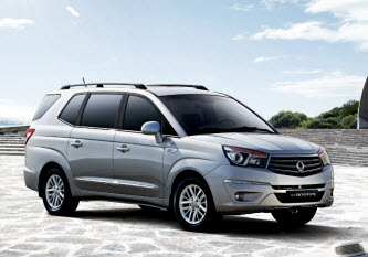 Ssangyong Rodius 2013  en Colombia