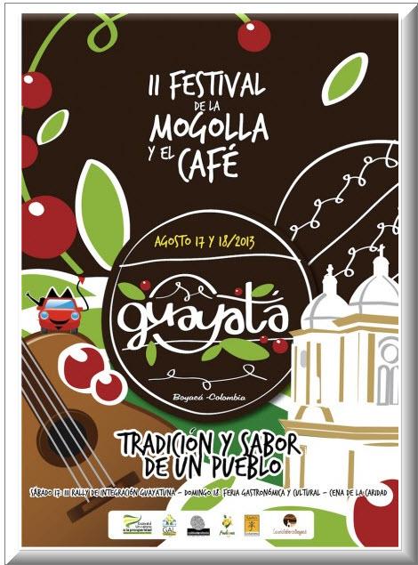 Festival de la Mogolla y el Café 2013