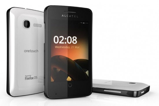 Alcatel One Touch Fire con Firefox OS llega a Colombia