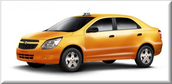 Chevrolet Taxi élite
