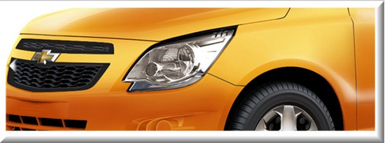 Chevrolet Taxi elite