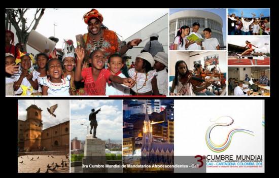 Cumbre Mundial de Mandatarios Afrodescendientes 2013 en Colombia