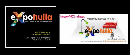 Expohuila 2013 en Neiva
