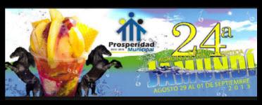 Feria Agroindustrial en Jamundí 2013