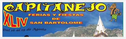 Ferias y Fiestas de San Bartolomé en Capitanejo, Santander 2013