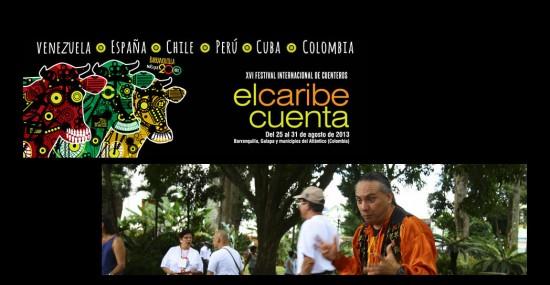 Festival Internacional de Cuenteros en Barranquilla 2013