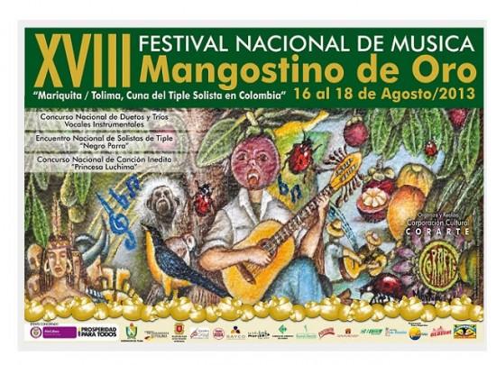 Festival Nacional de Música Mangostino de Oro