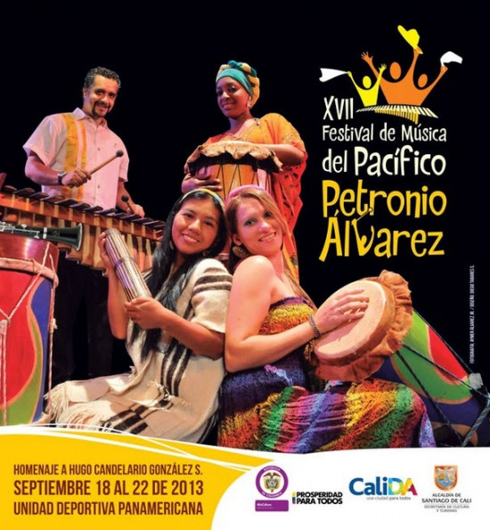 Festival Petronio Álvarez 2013