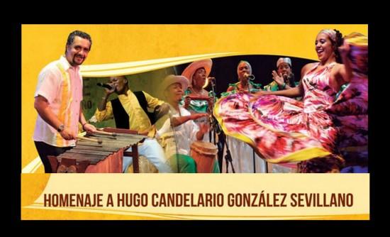 Festival Petronio Alvarez 2013, rendira homenaje a Hugo Candelario Gonzalez S