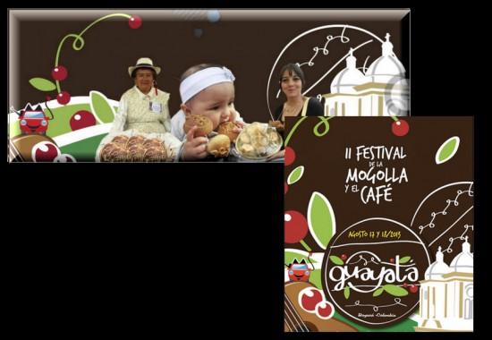Festival de la Mogolla y el Café en Guayata, Boyacá 2013