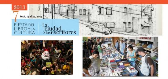 Fiesta del Libro 2013 en Medellin
