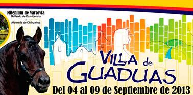 Fiestas de Guadas en Cundinamarca 2013