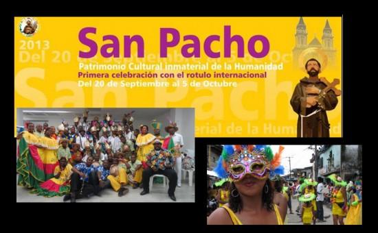 Fiestas de San Pacho 2013