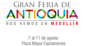 Gran Feria de Antioquia 2013, en Plaza Mayor