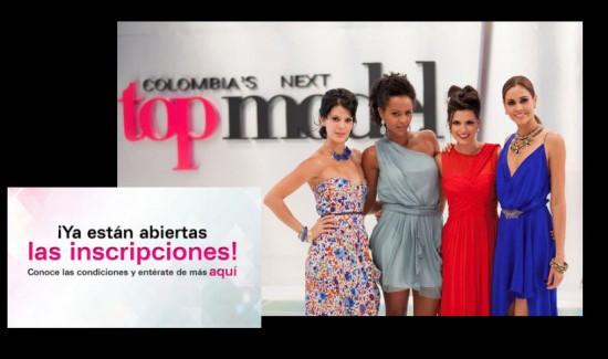 Inscripciones para Colombia´s Next Top Model 2014 Canal Caracol
