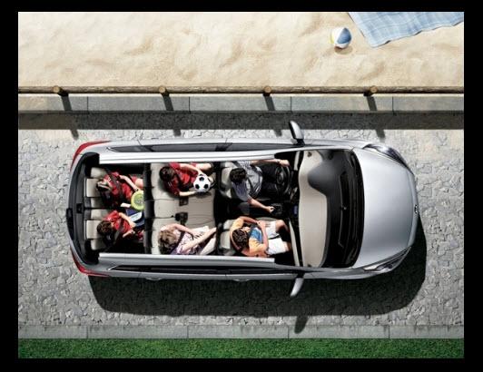 Kia Carens SUV