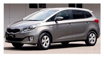 Nuevo Kia Carens SUV