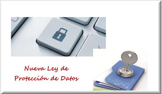 Nueva Ley de Protección de Datos 2013