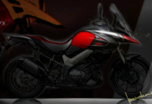 Nueva Suzuki New Adventure V-STROM 1000