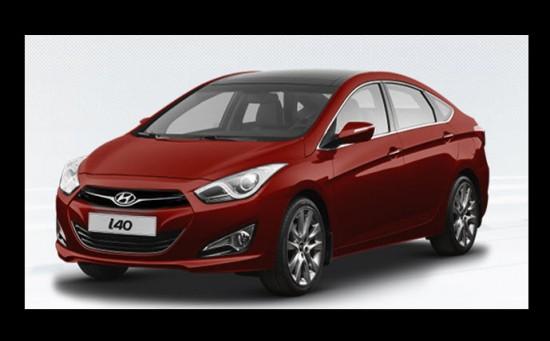 Nuevo Hyundai i40