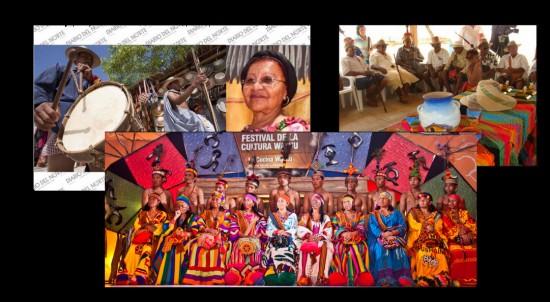 Programación Festival de la Cultura Wayuu en Uribia 2013