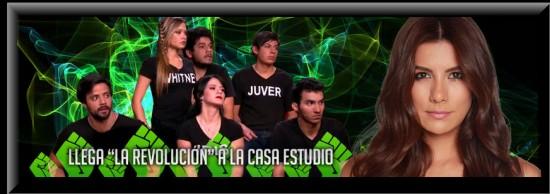 Protagonista de Nuestra Tele 2013, La Revolución