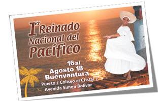 Reinado Nacional del Pacífico 2013 en Buenaventura