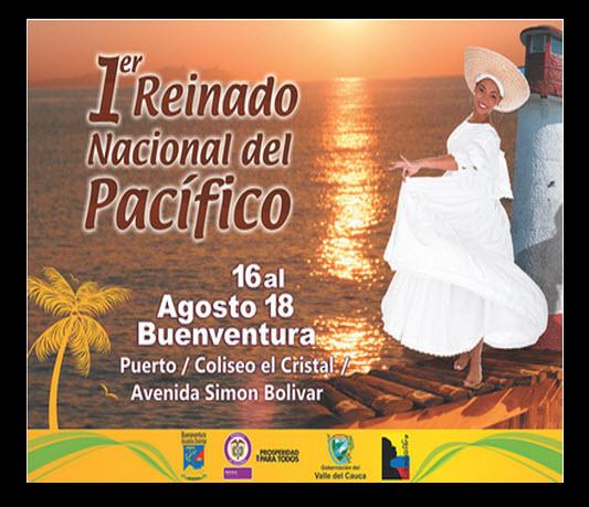 Reinado Nacional del Pacífico 2013