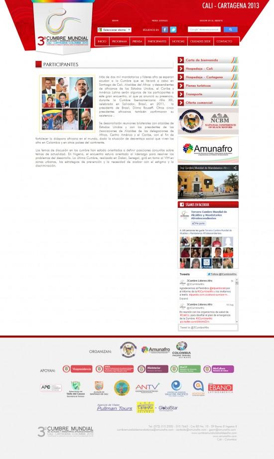 Cumbre Mundial de Mandatarios Afrodescendientes