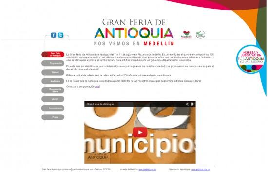 Feria de Antioquia