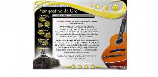 Festival Nacional de Música Mangostino