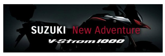 Suzuki New Adventure V-STROM 1000