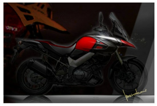 Suzuki New Adventure V-STROM 1000