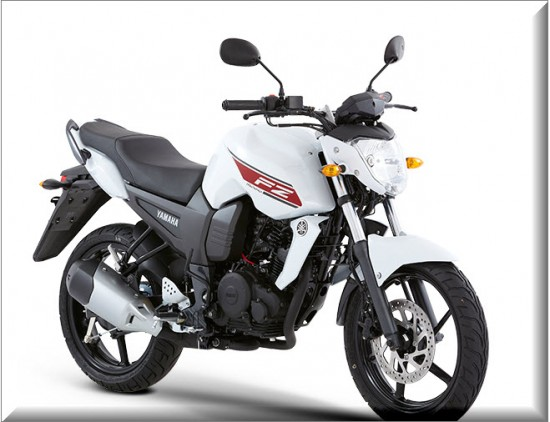 Yamaha FZ 2014