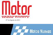 Revista motor, precios motos auteco