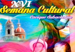 Festival Gastronómico y Turístico en semana Cultural de Subachoque 2013