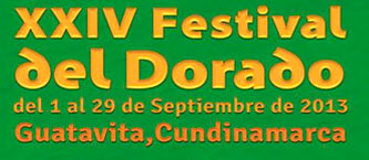 Festival del Dorado en Guatavita, Cundinamarca 2013