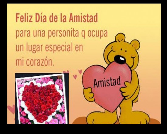 Frases De Amor Y Amistad Imagenes Para El Dia De La Amistad Con
