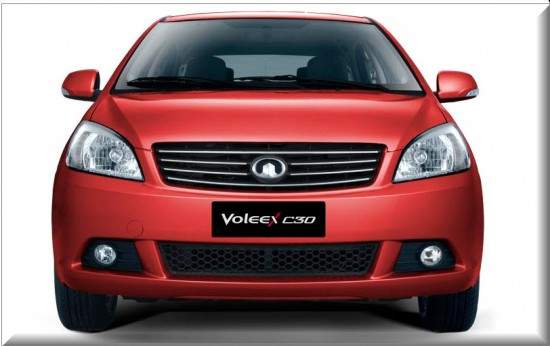 Great Wall Voleex C30