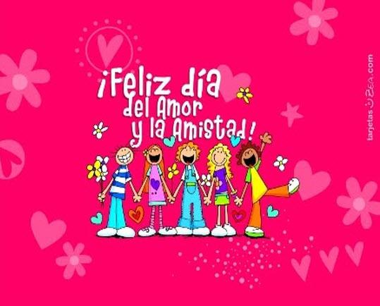 Imagen Feliz Día del Amor y la Amistad