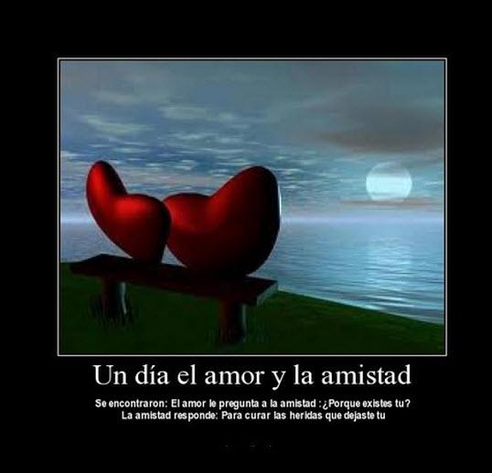 Imágenes del Día del Amor y Amistad para facebook