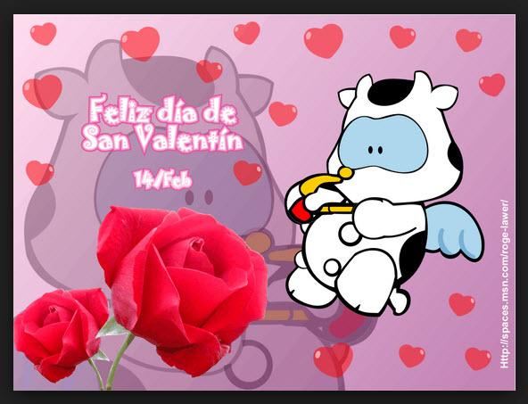 Imágenes del Día del Amor y de la Amistad para facebook