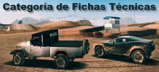 Fichas técnicas de carros nuevos y usados