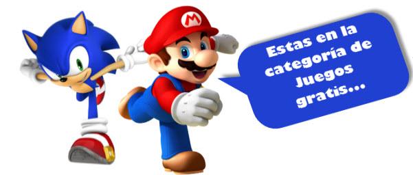 juegos gratis en internet