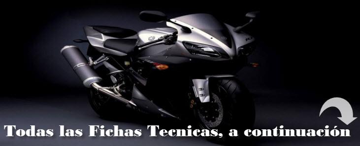 especificaciones tecnicas de motos